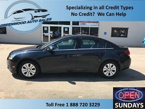 2014 Chevrolet Cruze Cruise,AC,Hands free,LOW KM'S!!!!!