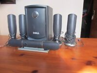5.1 PC speakers