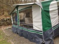 18ft NR Awning for Caravan