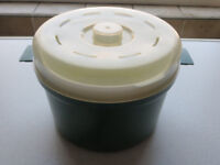 Microwave Vegetable Steamer (1 tier)