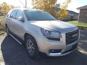 2015 GMC Acadia SLT2 AWD LEATHER SUNROOF NAV 7 PASS