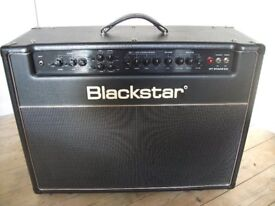 Blackstar HT60 amp. Excellent condition, including cover