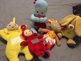 Talking soft toy bundle 2