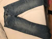 Ralph Lauren Denim and Supply Jeans