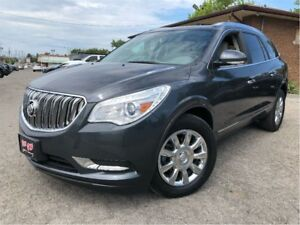 2014 Buick Enclave Leather AWD NAVIGATION LEATHER SUNROOF