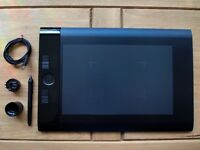 Wacom Intuos 4 PTK840 Large A4 Pro Pen Tablet