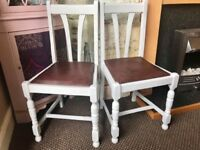 1930s dining chairs