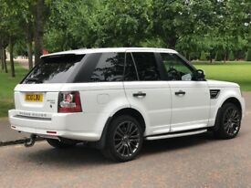 Range Rover Sport HSE 2010