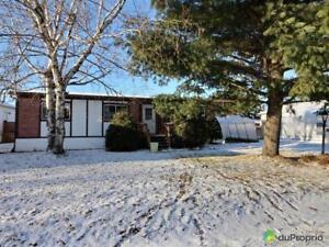 119 900$ - Maison mobile à vendre à Fabreville