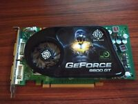 3 Graphics cards for sale
