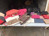 Ladies women bags purses shoulde hand wholesale buy in bulk wallets 3.65£ college evening