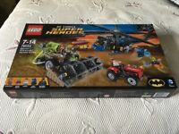 LEGO 76054 DC Comics Super Heroes - Batman: Scarecrow Harvest of Fear (New) Collect Only