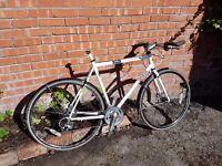 Beautiful Genesis Croix De Fer road bike