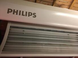 Philips lie down sunbed