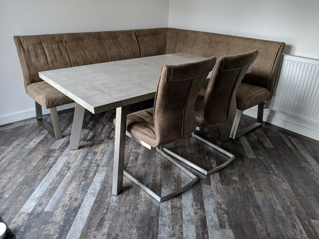 Barker And Stonehouse Allegra Dining Table Set