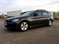 2006│BMW 3 Series 2.0 320d SE Touring 5dr│1 Former Keeper│Full Service History│Pano Roof│2 Keys