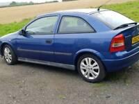 Vauxhall Astra Sxi NEW MOT