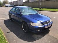 HONDA ACCORD EXECUTIVE FULL SERVICE HISTORY RELIABLE CAR PX WELCOME £595