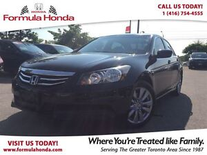 2011 Honda Accord Sedan EX-L w/Navi