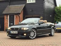 BMW 330ci M Sport+ immaculate condition+ hpi clear+full service history