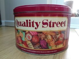 Rowntree Macintosh Tin late 70's