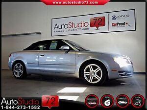 2008 Audi A4 2.0T (Multitronic) **NAVIGATION**CONVERTIBLE**