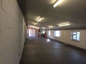 workshop, office, showroom, multiple use secure location good links to A1 and surrounding area