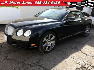 2007 Bentley Continental GT Automatic, Leather, Navigation, Heat