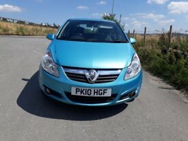 Vauxhall Corsa D 1.4 se 5 door Damage Repaired