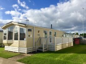 Preloved Sited Static Caravan For Sale. On Hayling Island. Decking, Site Fees and Lots more included