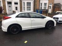 Honda Civic 2013 excellent condition, custom sprayed