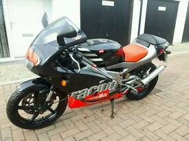 Aprilia rs 125 fp 1999 1 owner 2534 miles stunning example mito rgv Rd cbr