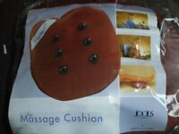 RED MASSAGE CUSHION Brand New