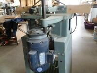 KING 1HP SHAPER / MOULDER