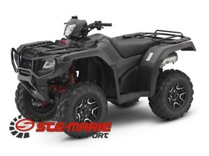 2018 Honda TRX500 Rubicon DCT Deluxe 500 DELUXE DCT IRS EPS