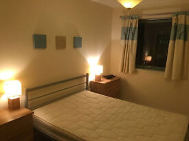 Double Room for Rent in Modern City Centre Flat - Free Parking - Near King St