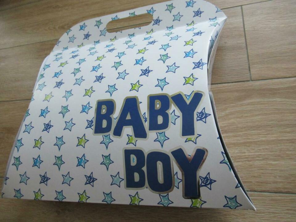 Baby Boy Geschenk Tüte Verpackung Tasche