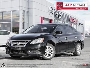 2014 Nissan Sentra 1.8 SV // SUNROOF // TECH PACKAGE // NAVIGATI