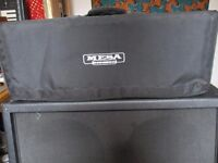 Mesa Boogie Triple Rectifier 150w head w/Mesa Boogie foot switch & power cable