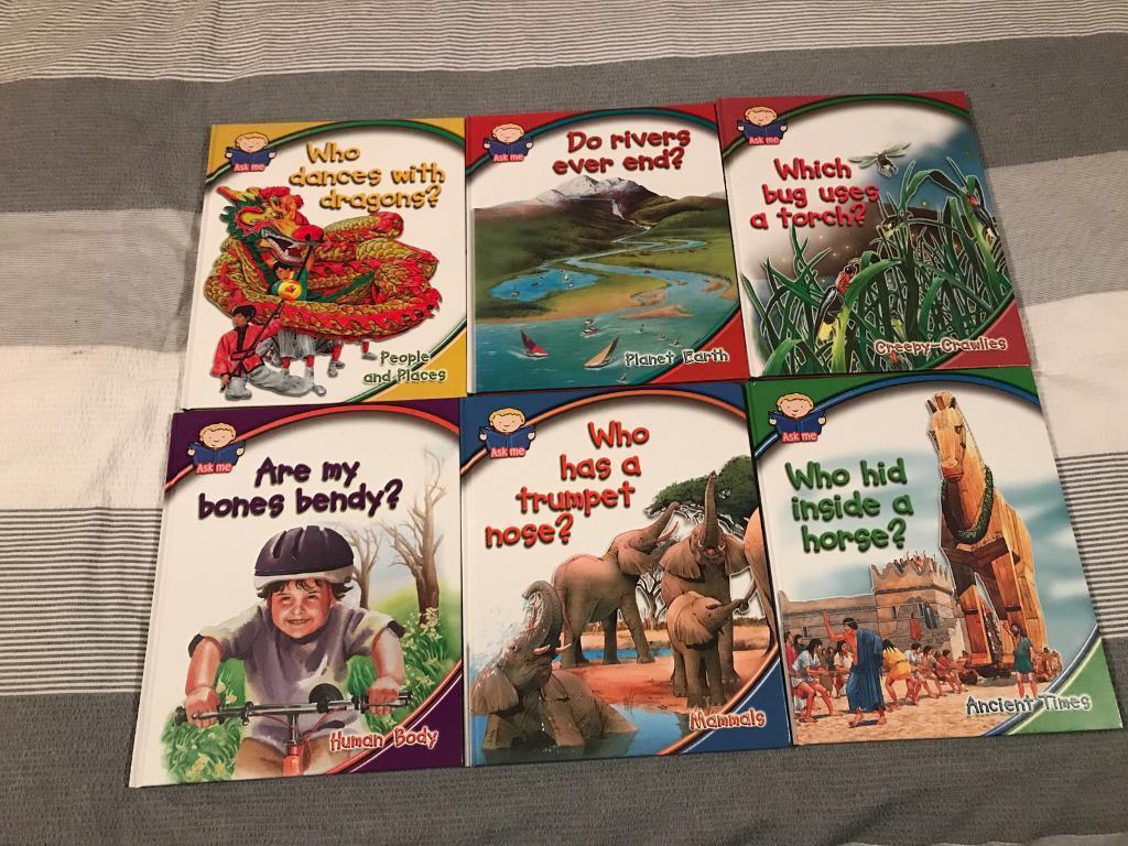 Kids encyclopaedias