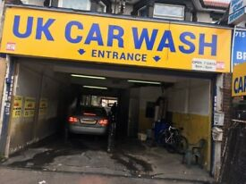 Hand Car Wash and Valeting for sale In High Street Seven Kings - London