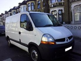 MAN with a van.... From £15/- per hour