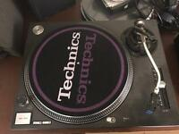 Technics 1210 pair