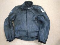 Belstaff leather jacket (size 46) 10 years old but virtually unused (slightly too large for me)