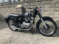 Matchless G9 500 Clubman 1952 Nut and bolt restoration