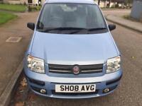 2008 Fiat Panda 1.2 ...low miles...MOT August 2018 no advisory 1 owner £895