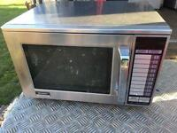 Sharp commercial microwave!