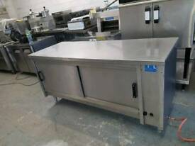 commercial victor gas hot cupboard carvery unit catering equipment
