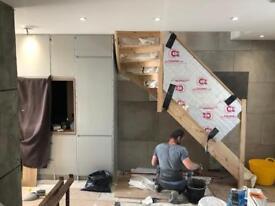 Local Builders Based in Essex. Insured