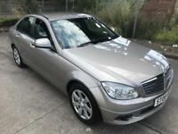 Stunning 2008 08 Mercedes C200 Se Auto **2 Owners+Only 89k+Full History **